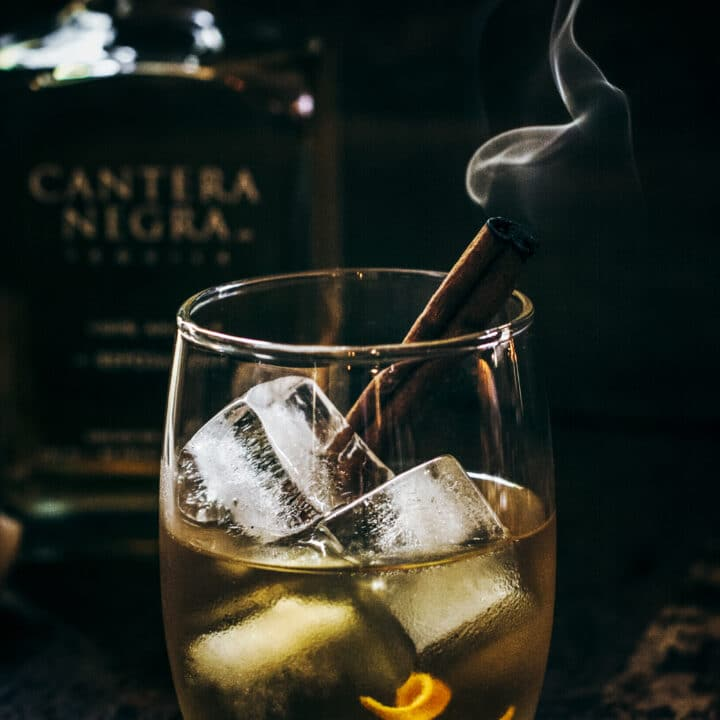 Winter Tequila Cocktail