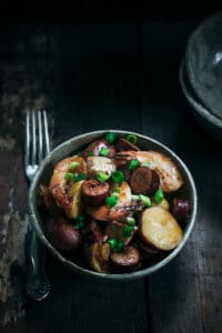 Jambalaya Recipe with Potatoes