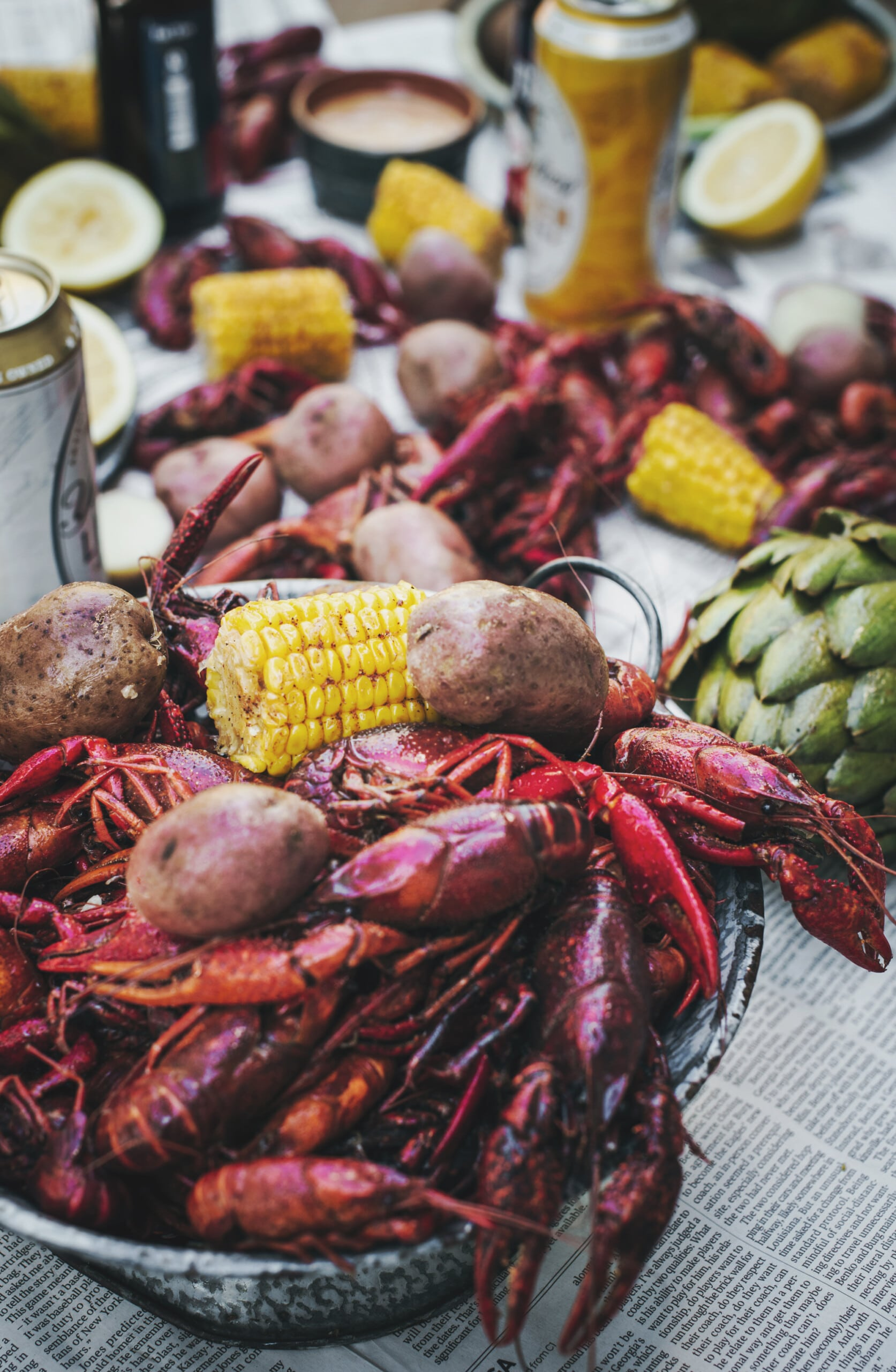 The Best Southern Crawfish Boil Recipe