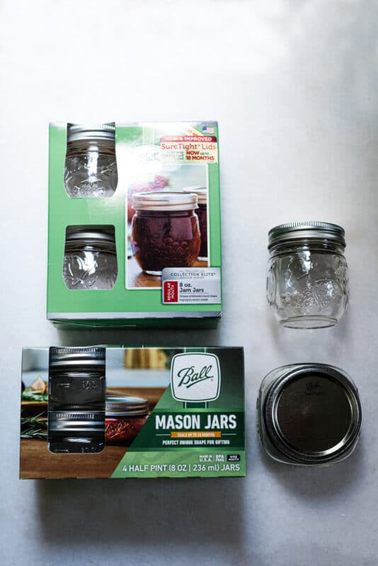 Ball Mason Jam Jars