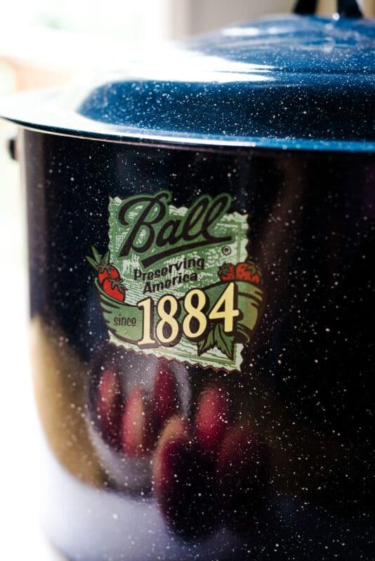 Ball Water Bath Canner