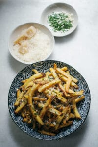 The Best Parmesan Truffle Fries Recipe