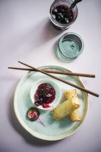 Preserves: Easy to Make Fig Rosemary Red Wine Jam Recipe