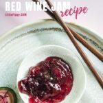 Fig and Rosemary Jam Recipe