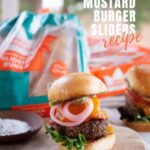 Mustard Burger Sliders
