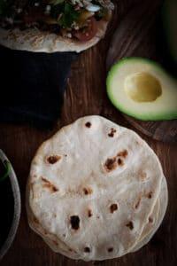 How to Make Easy Homemade Flour Tortillas