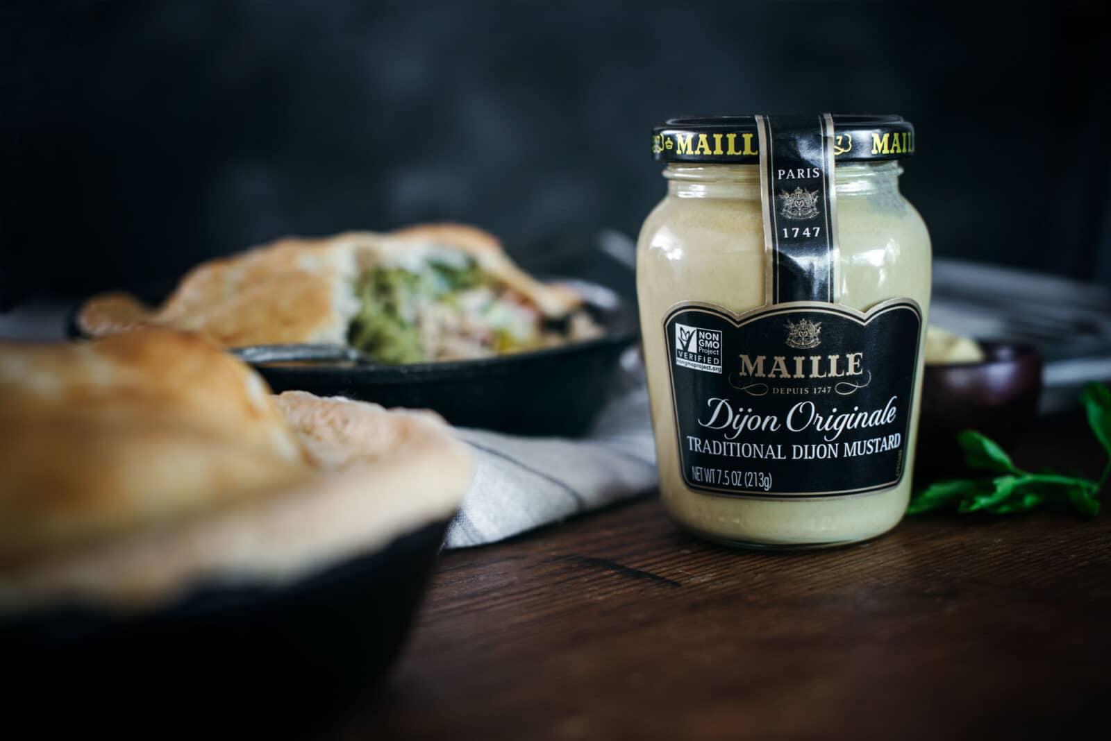 Maille Djon Originale Mustard