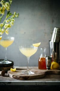 Easy to Make Cocktails: The Bee's Knees Cocktail Recipe