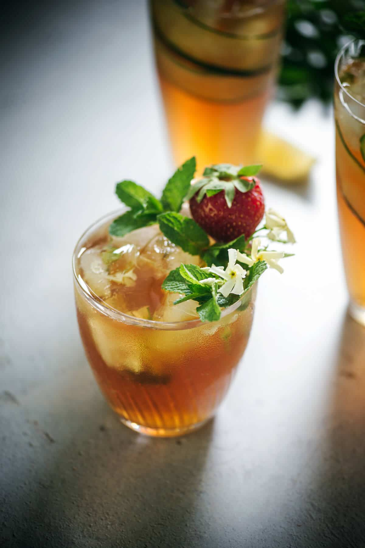 Easy to Make Cocktails: The Pimms Cup Cocktail Recipe
