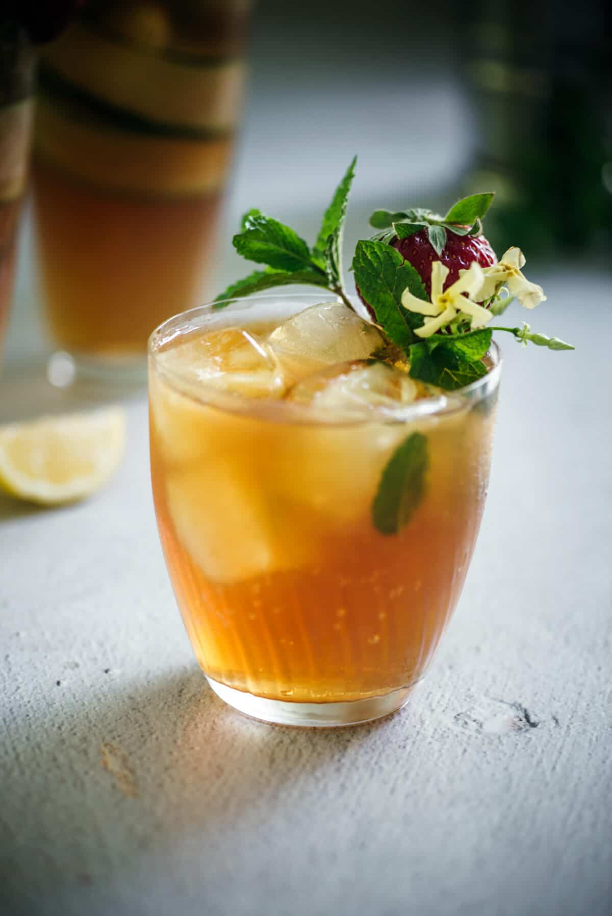 Pimms No 1 Cup Cocktail