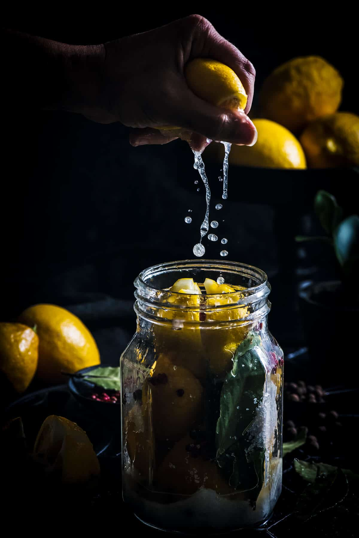 How to Make Preserved Lemons Recipe