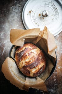 Baking: How to Make Dutch Oven Bread Recipe
