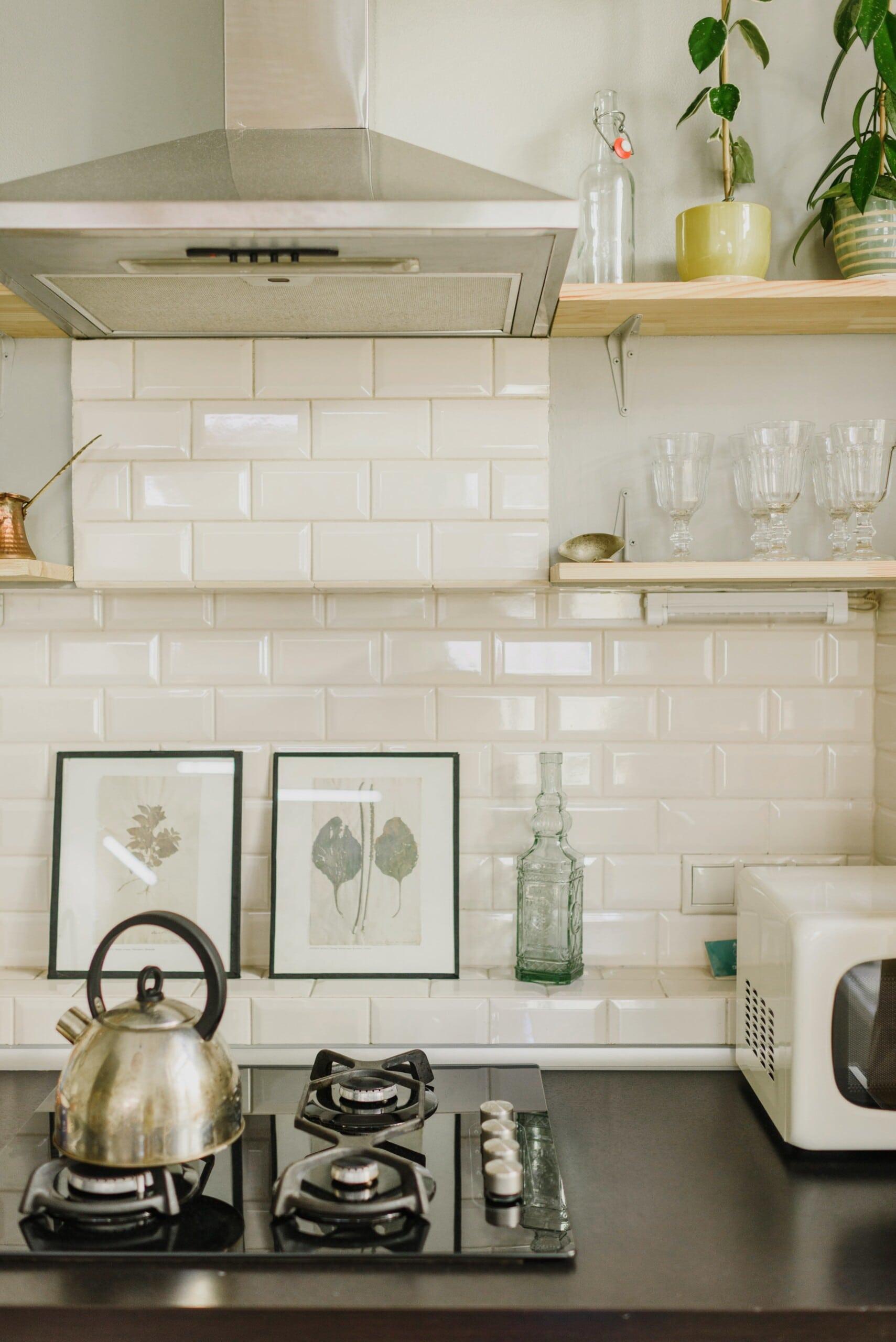 Splurge worthy Kitchen Tools and Apliances - Gas Range Stovetop